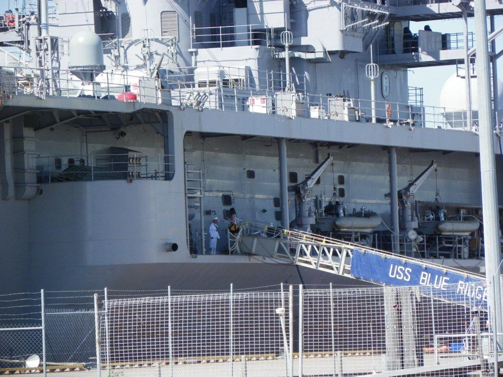 American Navy Ship in Cairns (6)